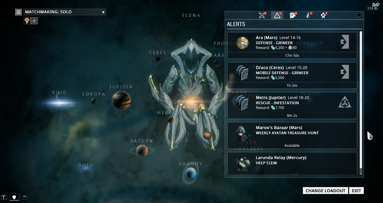 Hell Scaper | Mass Effect 3, Warframe, and Solo Multiplayer